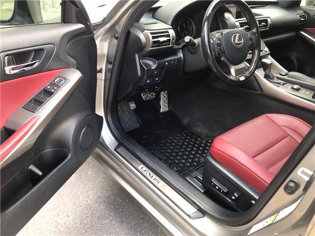 2016 Lexus IS 350  (Stk: 28715A) in Markham - Image 12 of 24