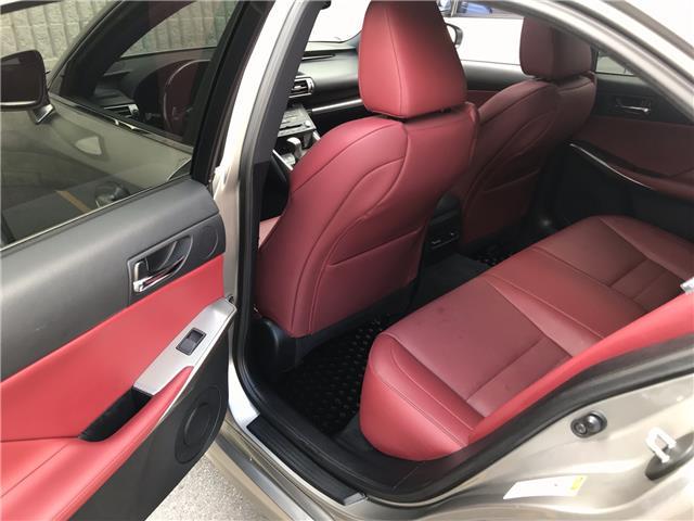 2016 Lexus IS 350  (Stk: 28715A) in Markham - Image 22 of 24