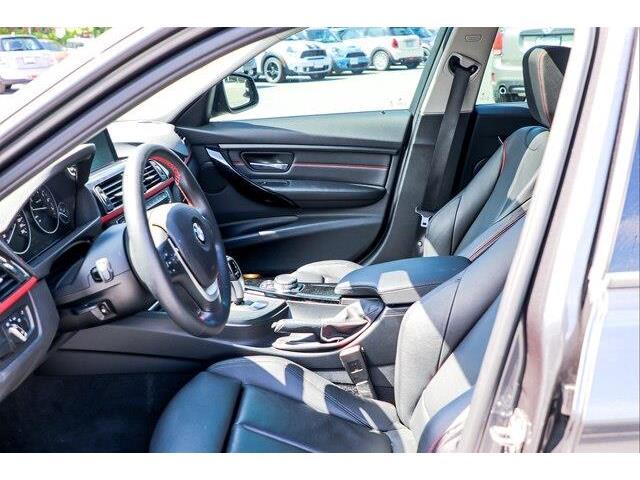 2015 BMW 320i xDrive (Stk: P1803) in Ottawa - Image 11 of 26