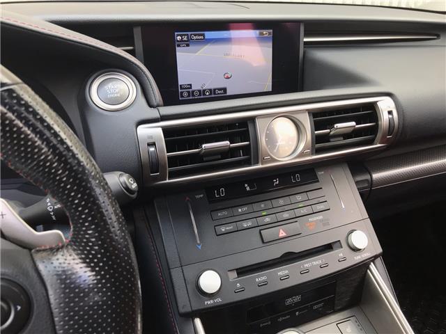2016 Lexus IS 350  (Stk: 28715A) in Markham - Image 16 of 24