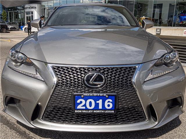 2016 Lexus IS 350  (Stk: 28715A) in Markham - Image 3 of 24