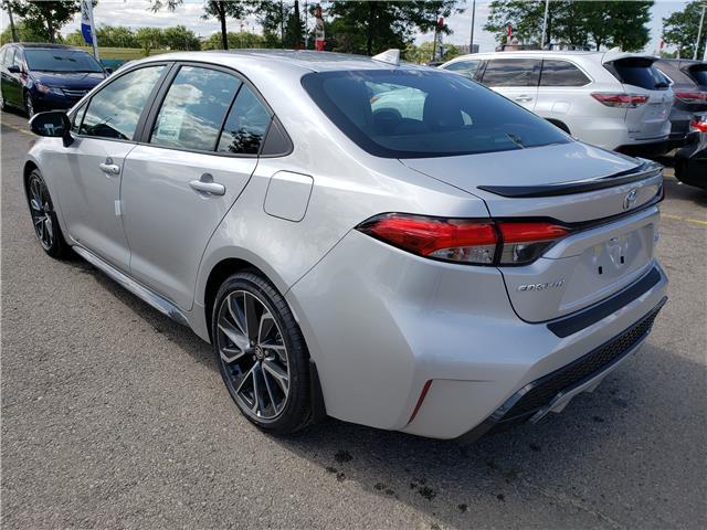 2020 Toyota Corolla XSE (Stk: 20-032) in Etobicoke - Image 3 of 7
