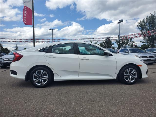 2017 Honda Civic LX (Stk: 326556A) in Mississauga - Image 6 of 21