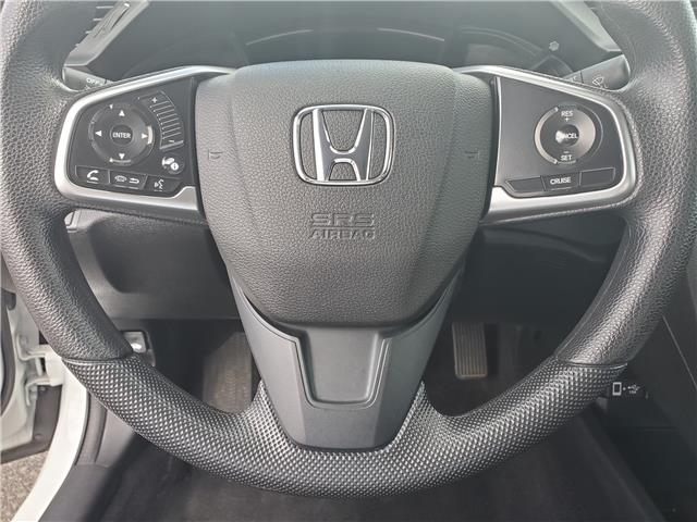 2017 Honda Civic LX (Stk: 326556A) in Mississauga - Image 12 of 21