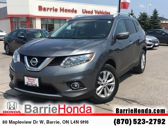 2014 Nissan Rogue  (Stk: U14567) in Barrie - Image 1 of 26