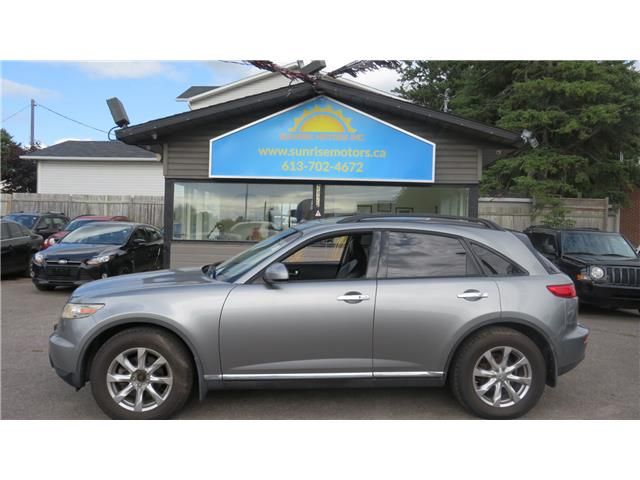 2007 Infiniti FX35 Base (Stk: A038) in Ottawa - Image 1 of 15