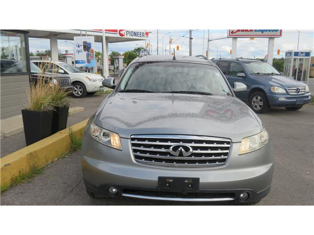 2007 Infiniti FX35 Base (Stk: A038) in Ottawa - Image 2 of 15