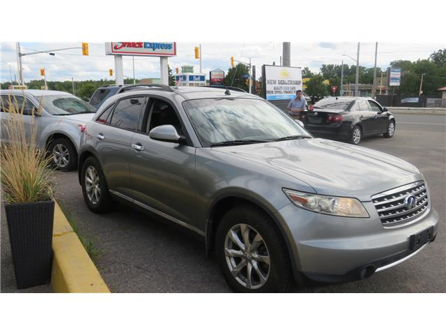 2007 Infiniti FX35 Base (Stk: A038) in Ottawa - Image 4 of 15
