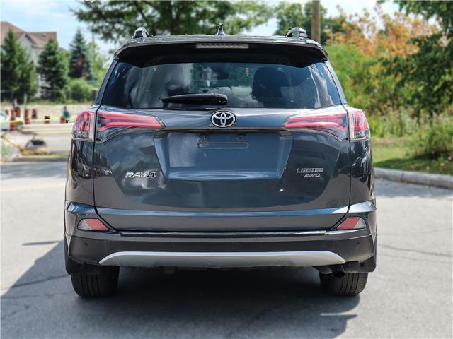2016 Toyota RAV4  (Stk: 12369G) in Richmond Hill - Image 5 of 25