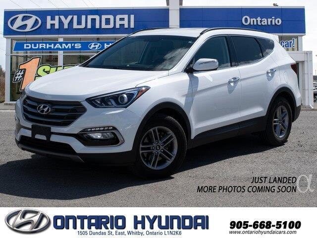 2017 Hyundai Santa Fe Sport 2.4 Premium (Stk: 37797K) in Whitby - Image 1 of 1