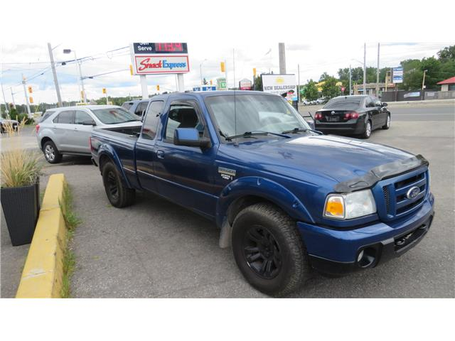 2010 Ford Ranger Sport (Stk: A134) in Ottawa - Image 4 of 23