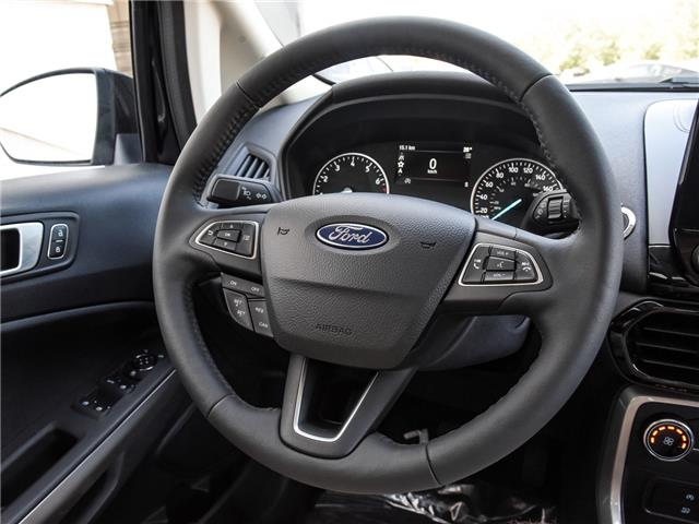 2019 Ford EcoSport Titanium (Stk: 19EC862) in St. Catharines - Image 24 of 24