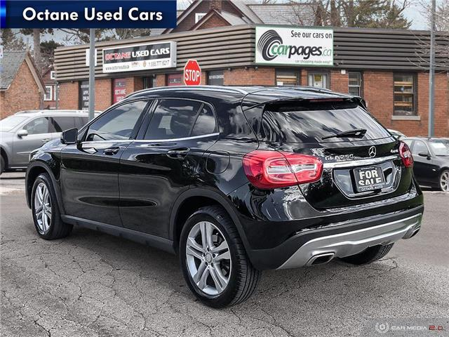 2016 Mercedes-Benz GLA-Class Base (Stk: ) in Scarborough - Image 4 of 27