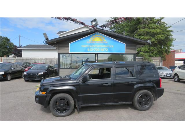 2008 Jeep Patriot Sport/North (Stk: A164) in Ottawa - Image 1 of 10
