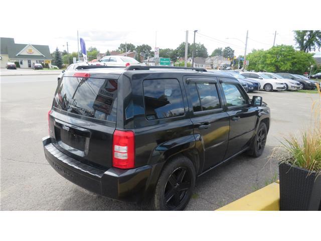 2008 Jeep Patriot Sport/North (Stk: A164) in Ottawa - Image 5 of 10