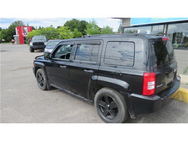 2008 Jeep Patriot Sport/North (Stk: A164) in Ottawa - Image 7 of 10
