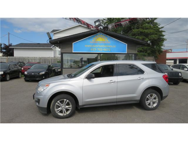 2012 Chevrolet Equinox LS (Stk: A319) in Ottawa - Image 1 of 8