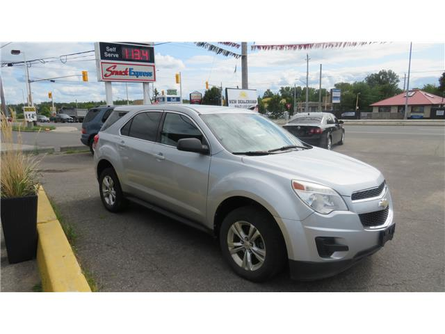 2012 Chevrolet Equinox LS (Stk: A319) in Ottawa - Image 4 of 8