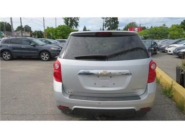 2012 Chevrolet Equinox LS (Stk: A319) in Ottawa - Image 5 of 8