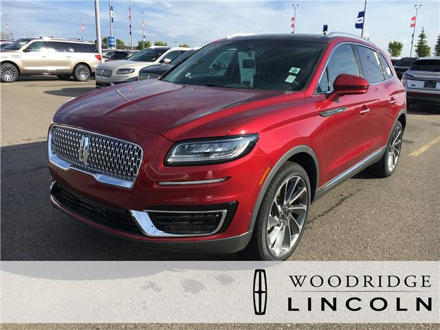 2019 Lincoln Nautilus Reserve (Stk: K-2105) in Calgary - Image 1 of 5