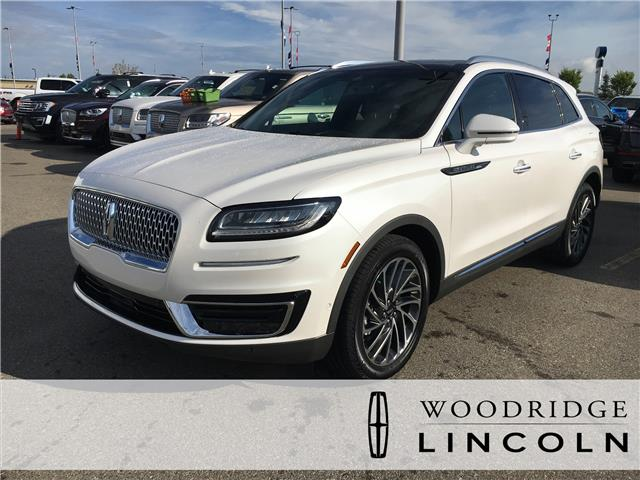 2019 Lincoln Nautilus Reserve (Stk: K-2271) in Calgary - Image 1 of 6