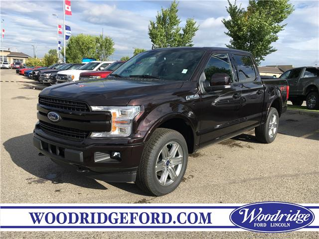 2019 Ford F-150 Lariat (Stk: K-2346) in Calgary - Image 1 of 5