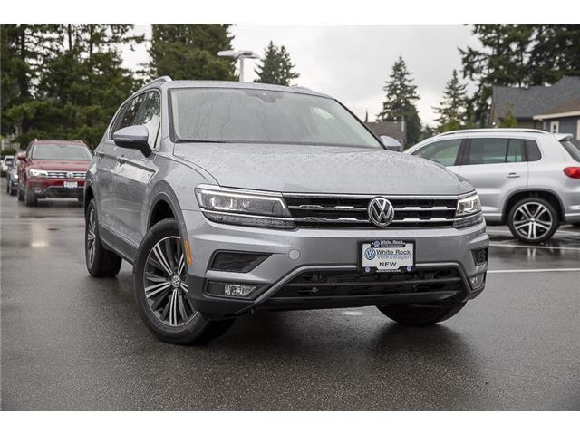 2019 Volkswagen Tiguan Highline (Stk: KT174199) in Vancouver - Image 1 of 24