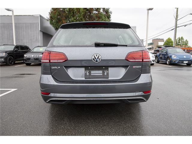 2019 Volkswagen Golf SportWagen 1.8 TSI Comfortline (Stk: VW0954) in Vancouver - Image 4 of 24