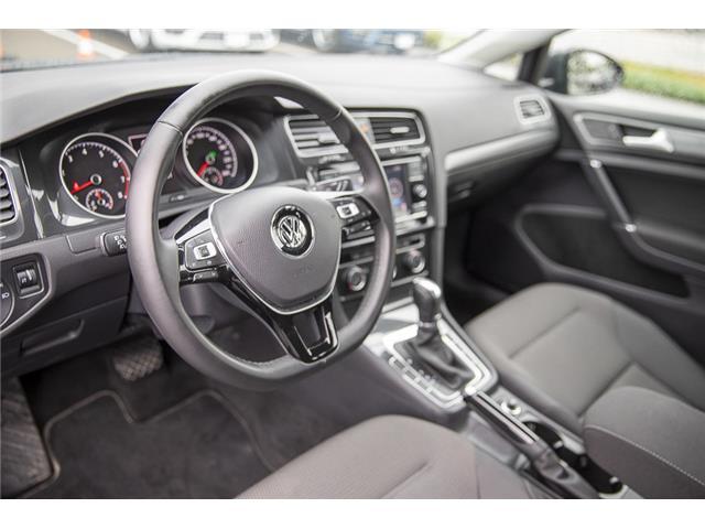 2019 Volkswagen Golf SportWagen 1.8 TSI Comfortline (Stk: VW0954) in Vancouver - Image 8 of 24