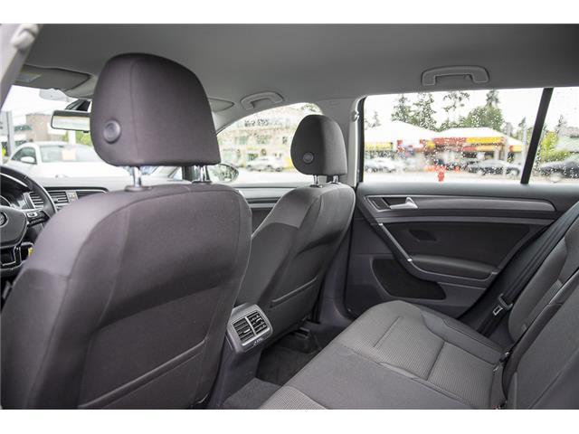2019 Volkswagen Golf SportWagen 1.8 TSI Comfortline (Stk: VW0954) in Vancouver - Image 9 of 24