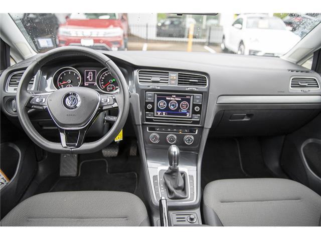 2019 Volkswagen Golf SportWagen 1.8 TSI Comfortline (Stk: VW0954) in Vancouver - Image 11 of 24