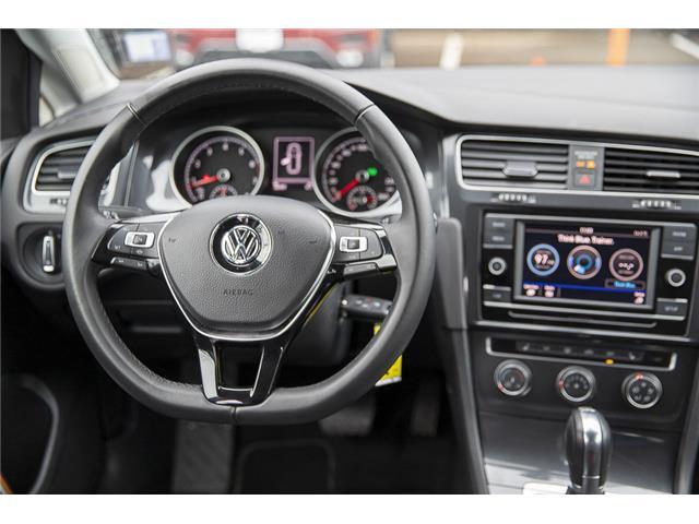2019 Volkswagen Golf SportWagen 1.8 TSI Comfortline (Stk: VW0954) in Vancouver - Image 12 of 24