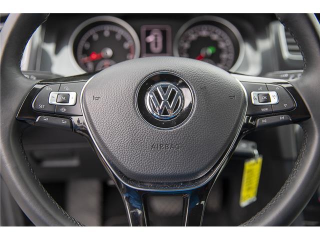 2019 Volkswagen Golf SportWagen 1.8 TSI Comfortline (Stk: VW0954) in Vancouver - Image 16 of 24