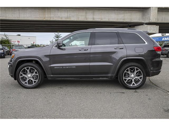 2018 Jeep Grand Cherokee Limited (Stk: LF3516) in Surrey - Image 4 of 24
