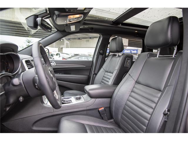 2018 Jeep Grand Cherokee Limited (Stk: LF3516) in Surrey - Image 7 of 24