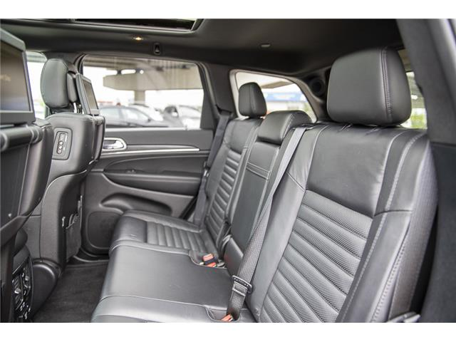 2018 Jeep Grand Cherokee Limited (Stk: LF3516) in Surrey - Image 10 of 24