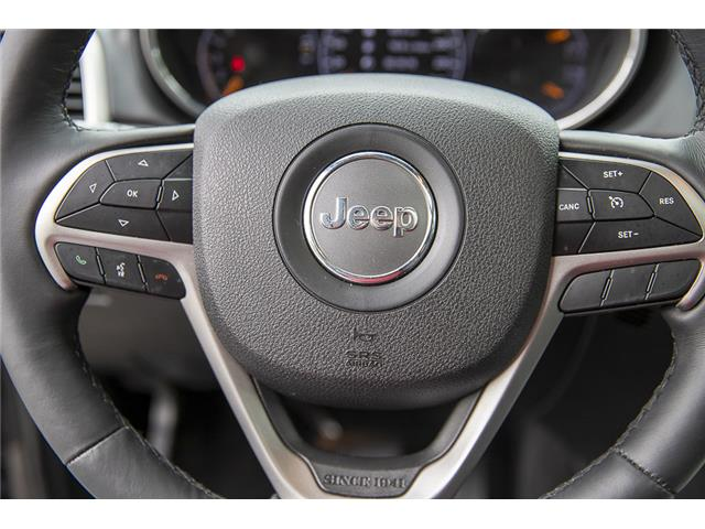 2018 Jeep Grand Cherokee Limited (Stk: LF3516) in Surrey - Image 16 of 24