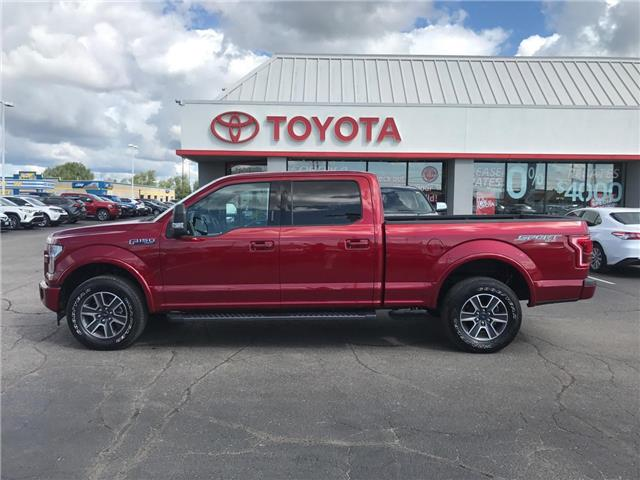 2017 Ford F-150  (Stk: 1909352) in Cambridge - Image 1 of 15