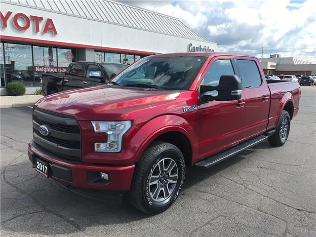 2017 Ford F-150  (Stk: 1909352) in Cambridge - Image 2 of 15