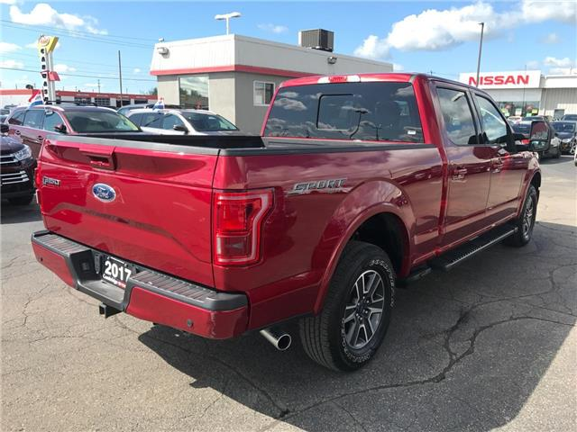 2017 Ford F-150  (Stk: 1909352) in Cambridge - Image 5 of 15