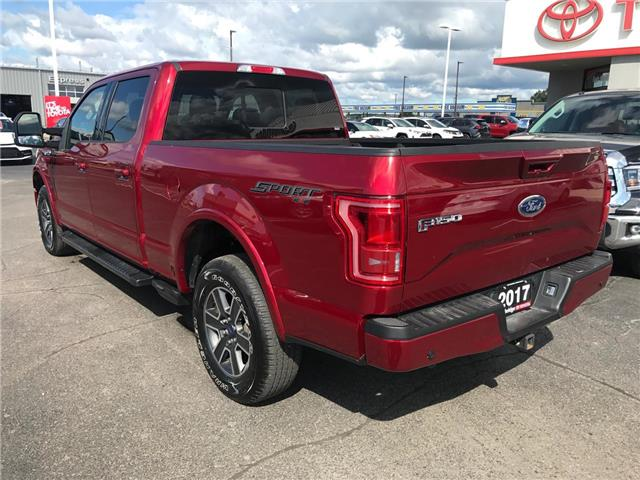2017 Ford F-150  (Stk: 1909352) in Cambridge - Image 7 of 15