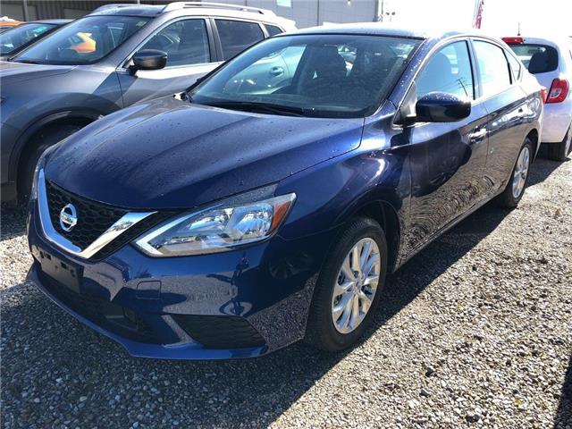 2019 Nissan Sentra 1.8 SV (Stk: V0024) in Cambridge - Image 1 of 5