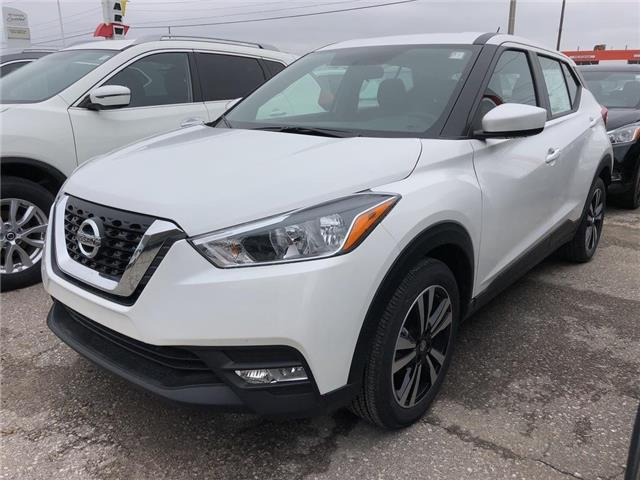 2019 Nissan Kicks SV (Stk: V0194) in Cambridge - Image 1 of 5
