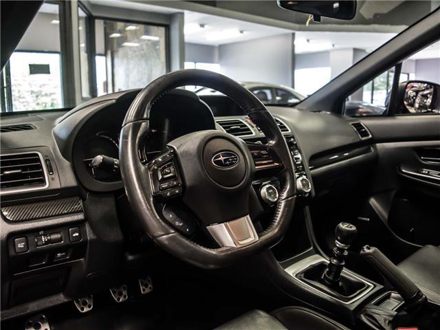 2017 Subaru WRX  (Stk: 813815) in Toronto - Image 8 of 24