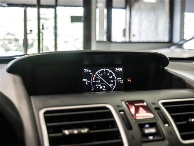 2017 Subaru WRX  (Stk: 813815) in Toronto - Image 21 of 24