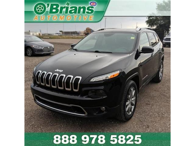 2017 Jeep Cherokee Limited (Stk: 12683B) in Saskatoon - Image 1 of 20