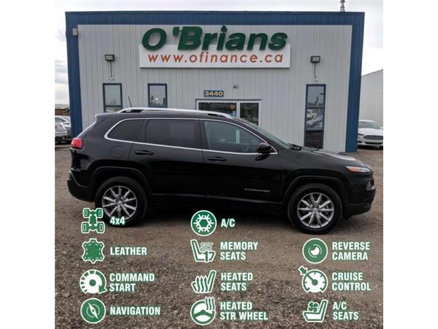 2017 Jeep Cherokee Limited (Stk: 12683B) in Saskatoon - Image 3 of 20