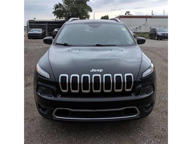 2017 Jeep Cherokee Limited (Stk: 12683B) in Saskatoon - Image 4 of 20