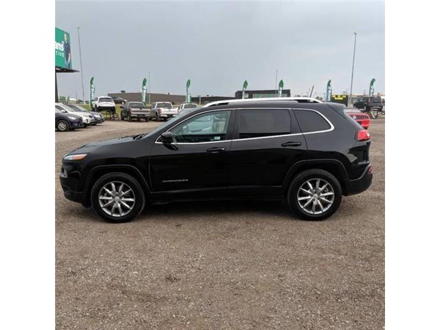 2017 Jeep Cherokee Limited (Stk: 12683B) in Saskatoon - Image 6 of 20