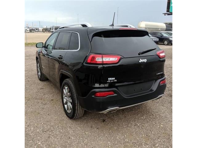 2017 Jeep Cherokee Limited (Stk: 12683B) in Saskatoon - Image 8 of 20